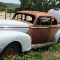 1941 Hudson Coupe